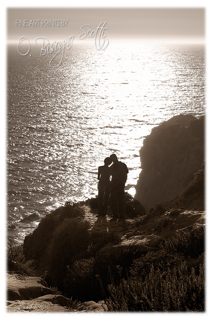 Lovers - Point Dume