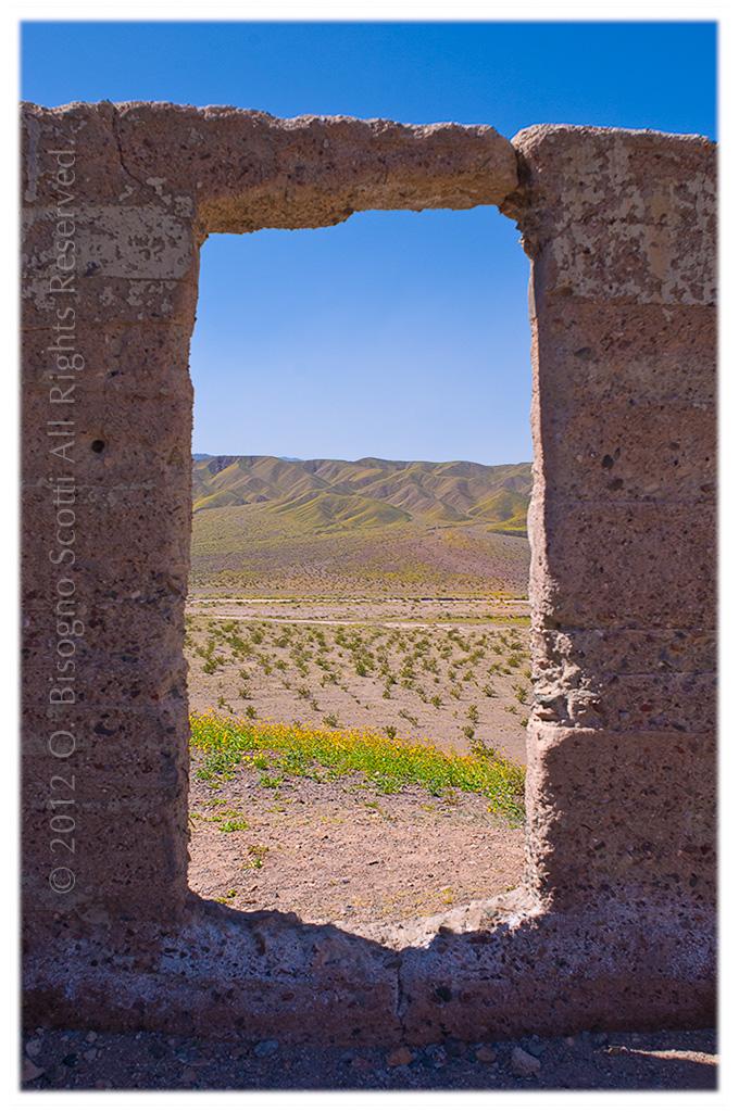 Death Valley Adobe Ruin