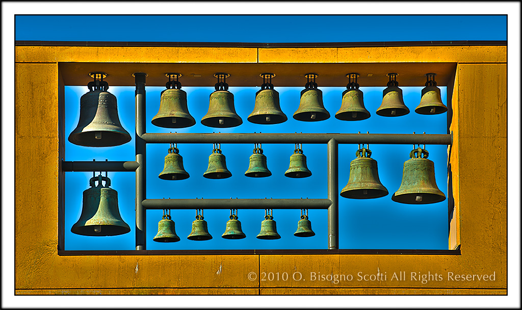 Bells - Cathedral of Our Lady of the Angels