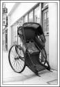 Rickshaw Chinatown 1982
