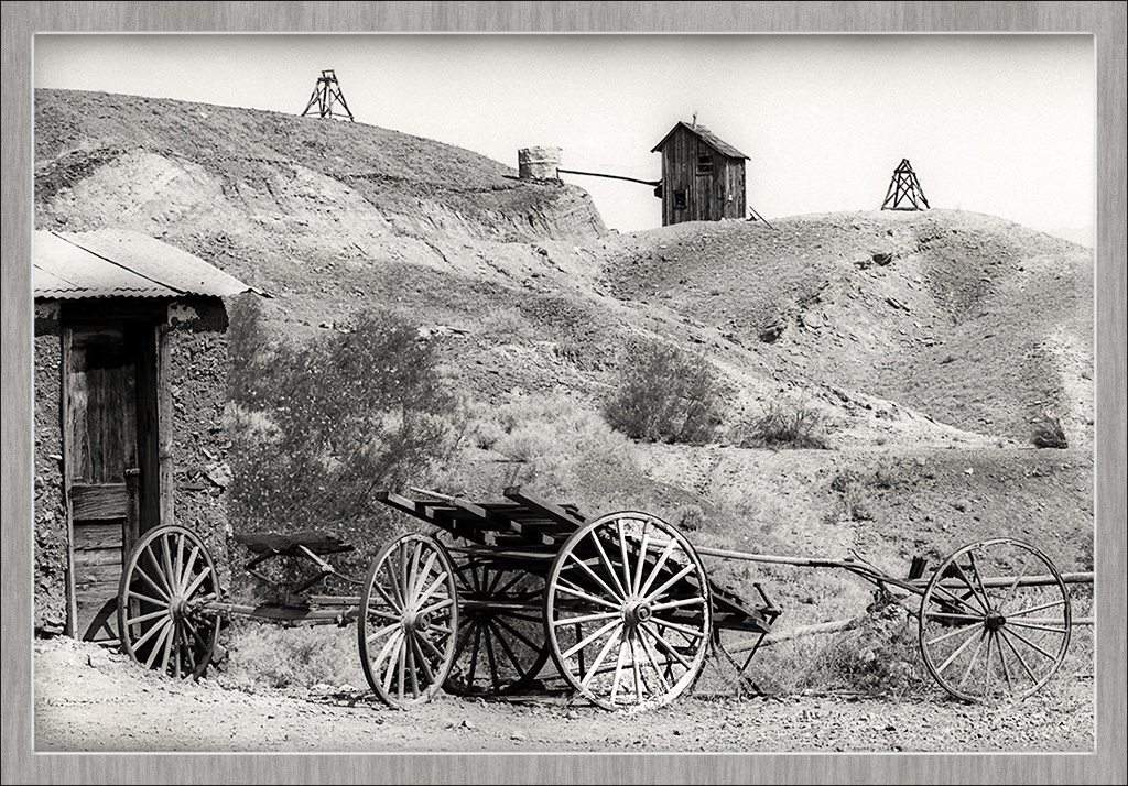 Calico Ghost Town - 2/06/1983