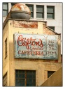 Clifton's Cafeteria Sign