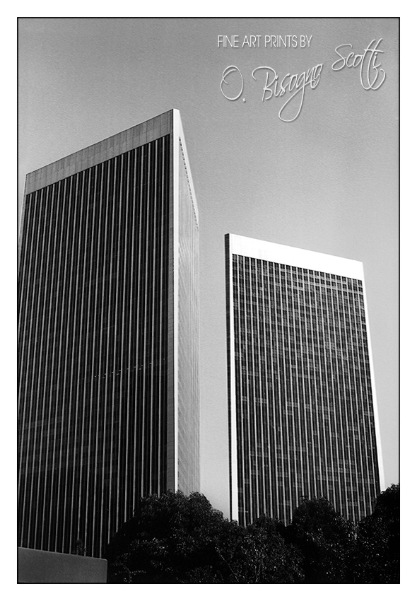 Century City Towers 1982