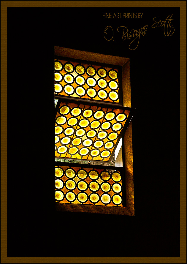A Church Window