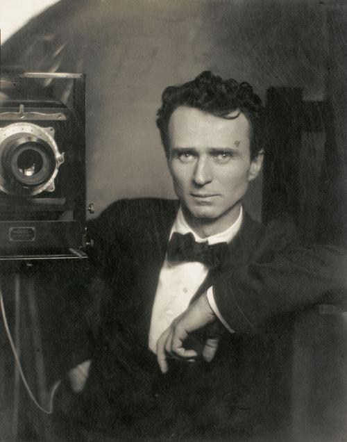 Edward Steichen self portrait 1917