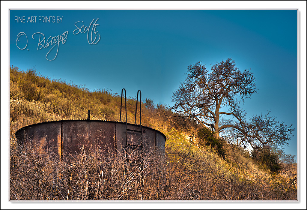 Old Water Tank 2/19/2012