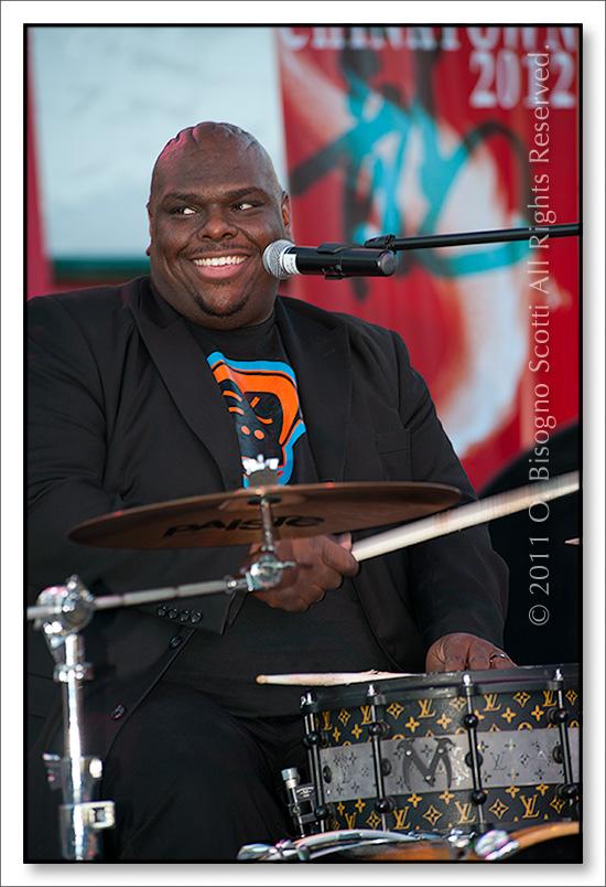Bert the Drummer