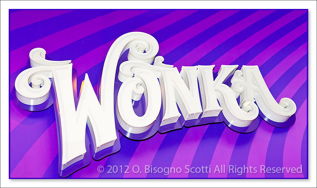 Wonka Sign