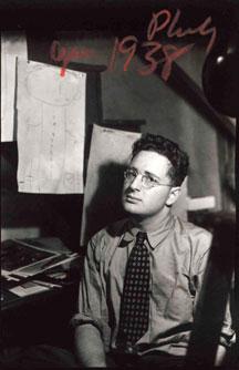 Arnold Newman 1938