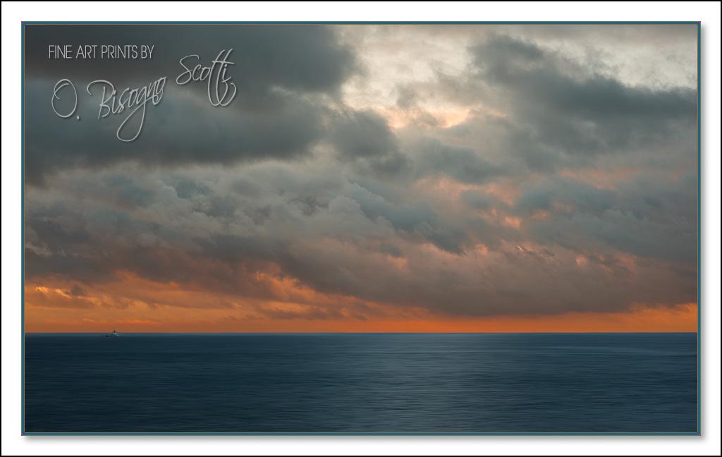 Ocean off Malibu-2