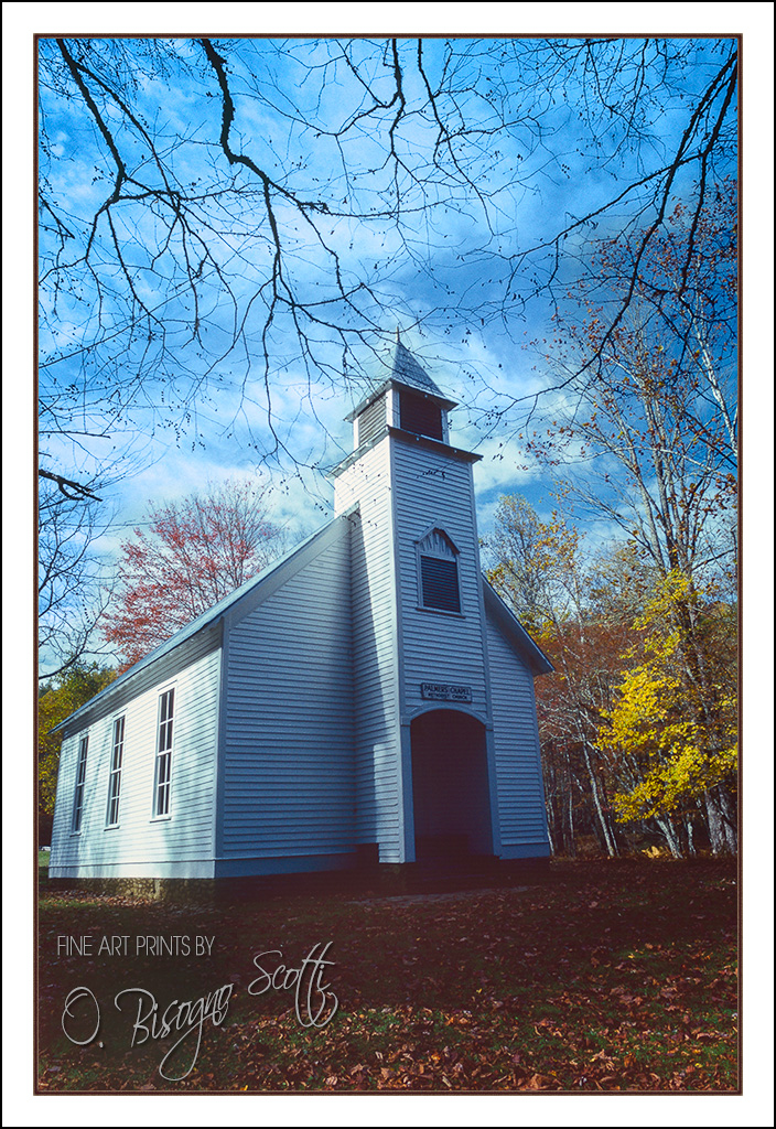 Palmer Chapel, North Carolina, 1994