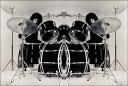 Drummer, Mirror Image