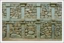 Stone Wall at Bulgooksa