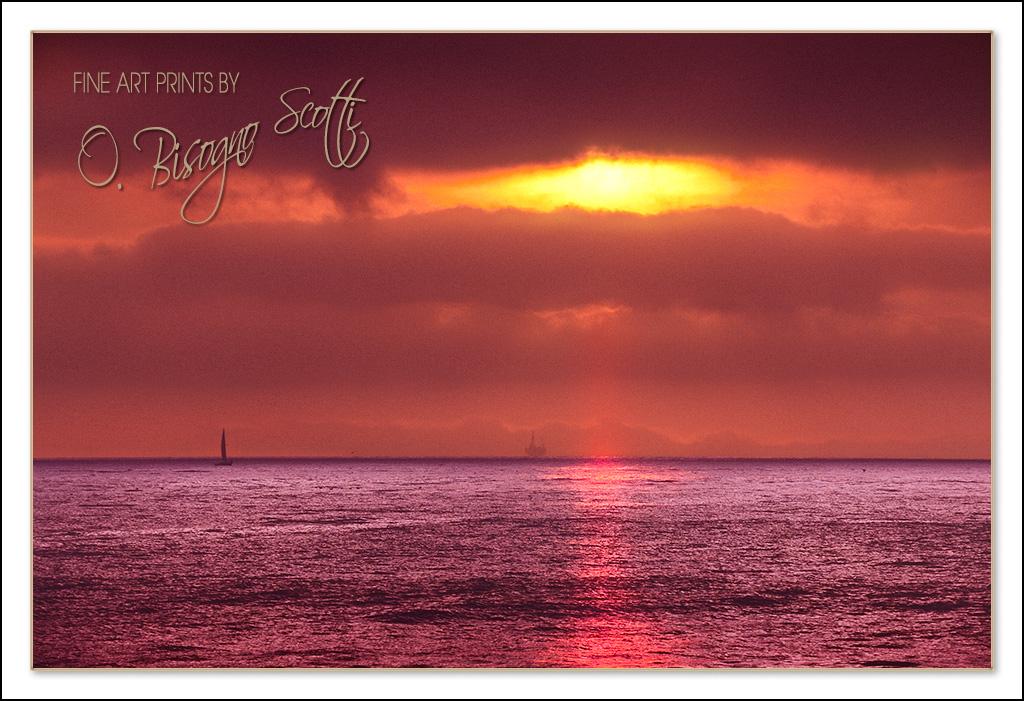 McGrath State Beach Sunset 94