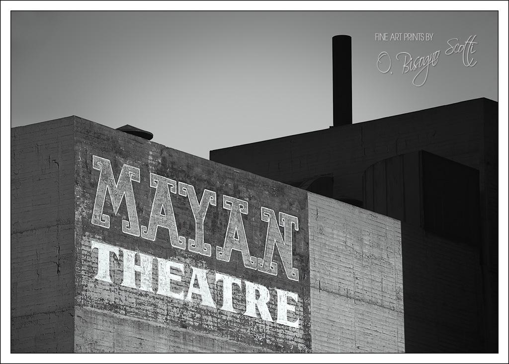 Mayan Theater, On Broadway