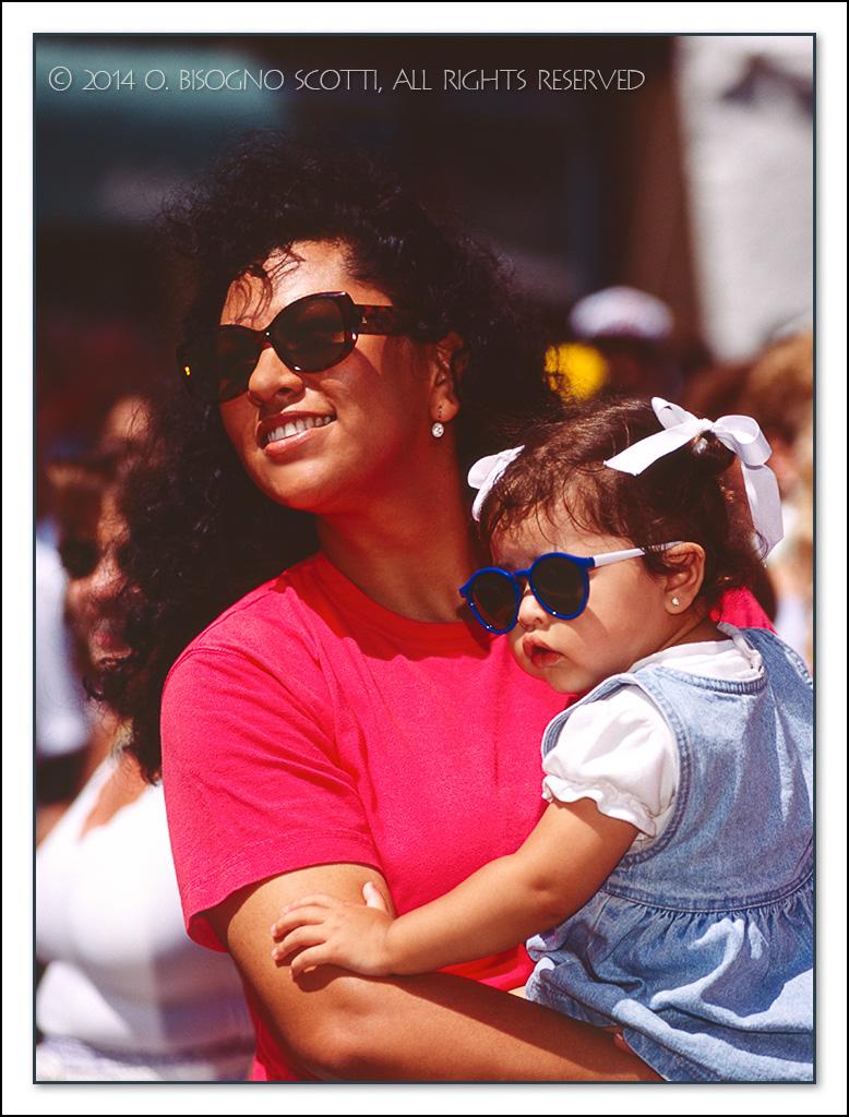La Madre e la Bambina