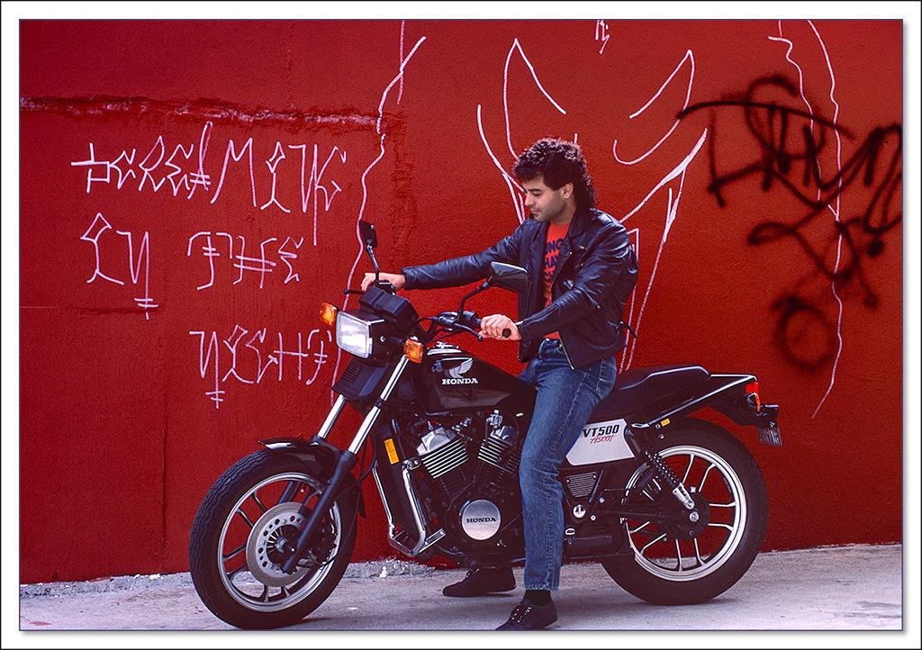 Bisogno - 1984 Honda Ascot VT500