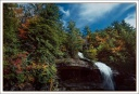 Bridal Veil Falls 1, North Carolina
