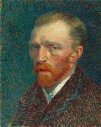 Vincent van Gogh-self portrait