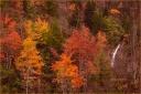 North Carolina Autumn with Falls