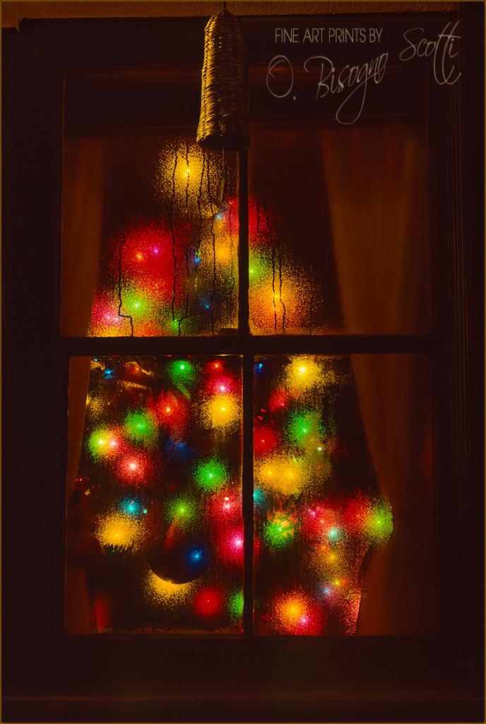 Christmas Eve - Studio City, California