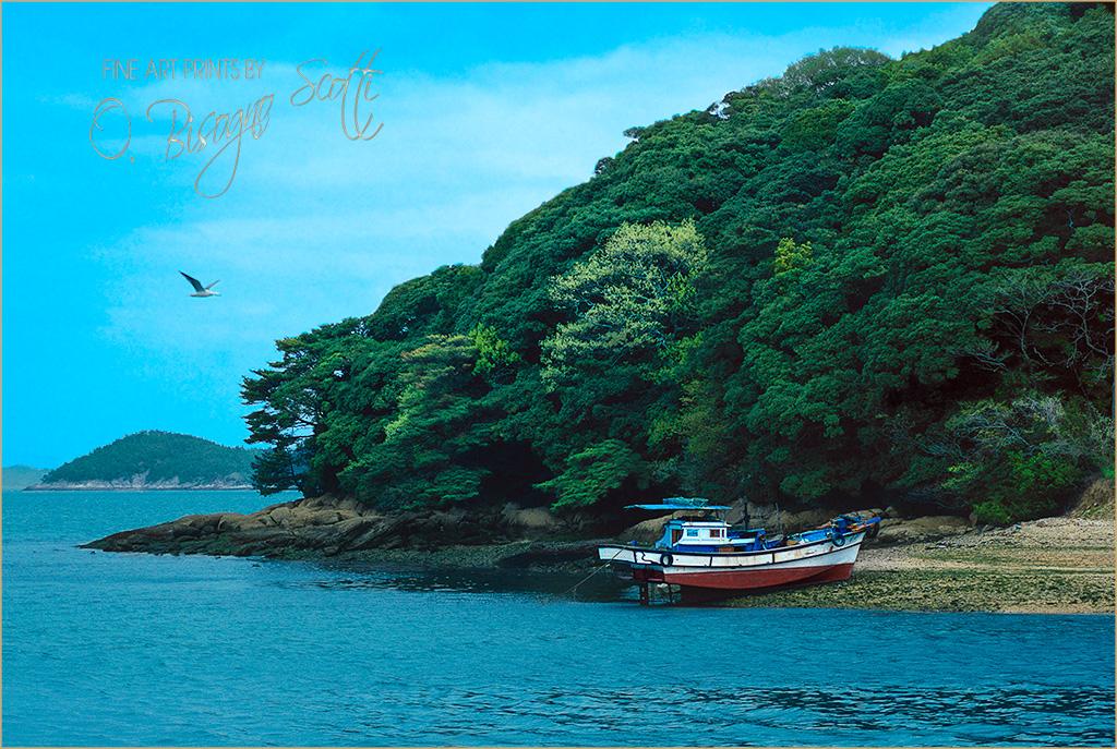 Boat at Sorok-Do