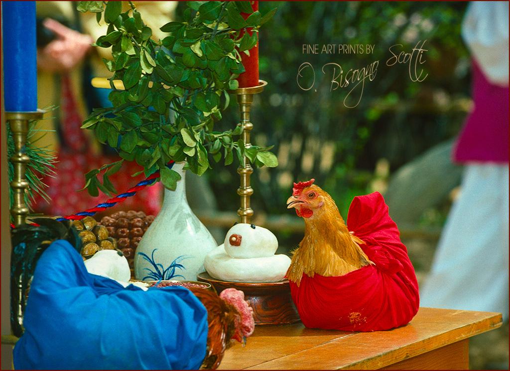 Wedding Chicken - Su-won, South Korea