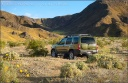 My Xterra in Death Valley NP