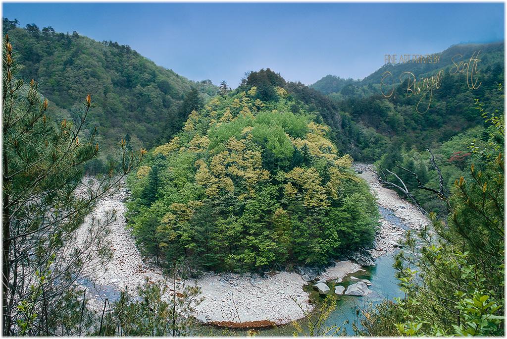 Korea's Horseshoe Bend