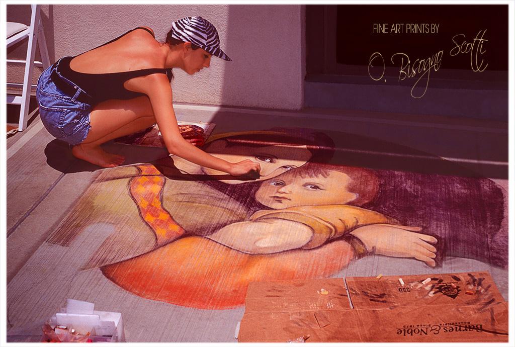Artista di Strada-Festa Italia