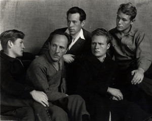 Edward Weston and sons