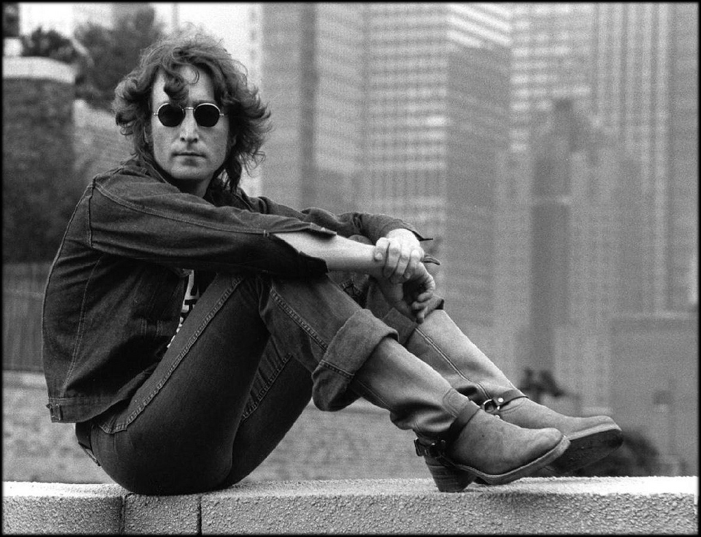 John Lennon in New York