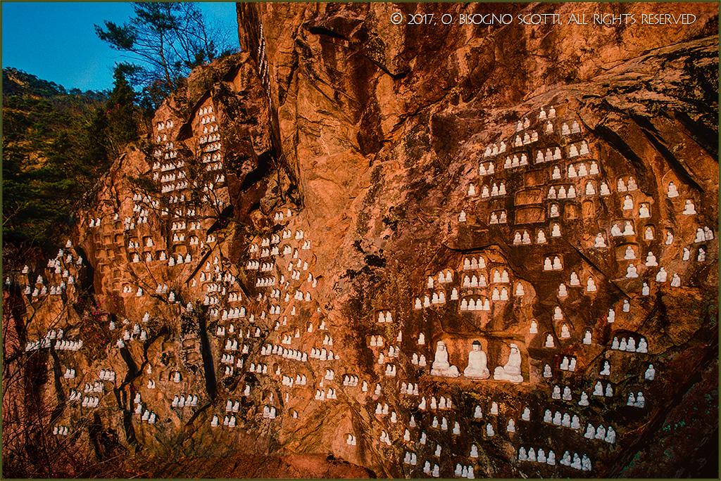 Buddhas at Kum Ryong 2