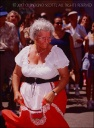 Grandma Does The Tarantella - Festa Italia
