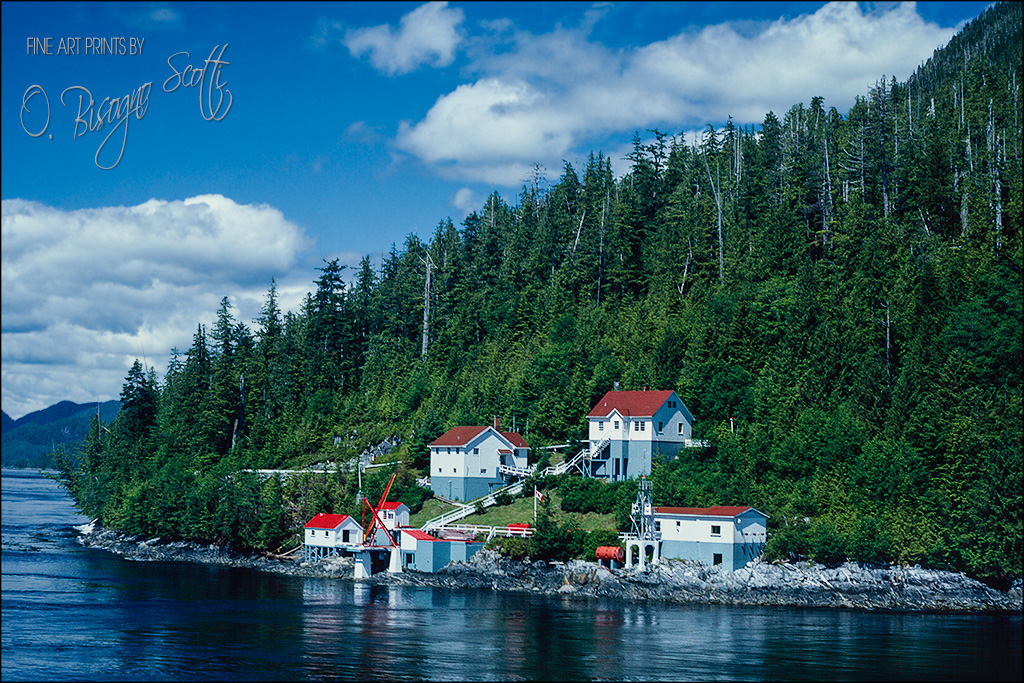 Canadian Coast Guard Station 1, British Columbia