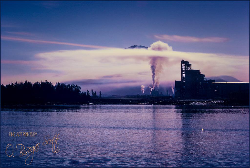 Pulp Mill, Prince Rupert, BC