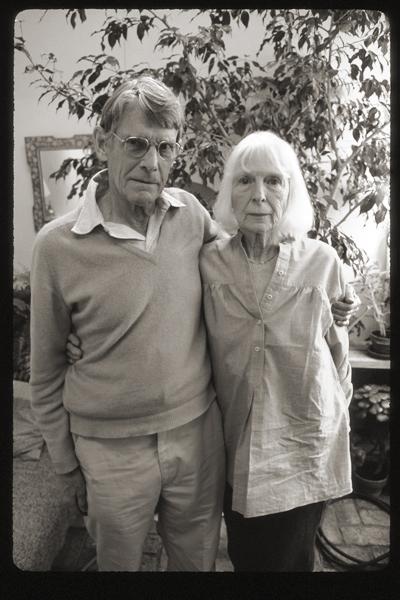 Eliot and Aline Porter
