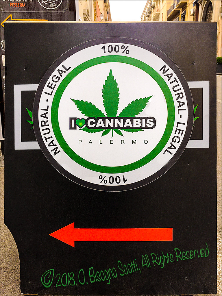 Cannabis Palermo Style