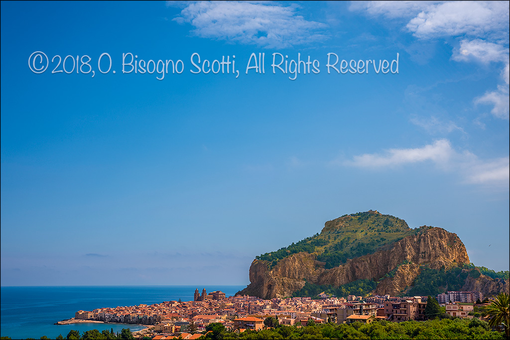 Cefalù on the Sea, Sicily