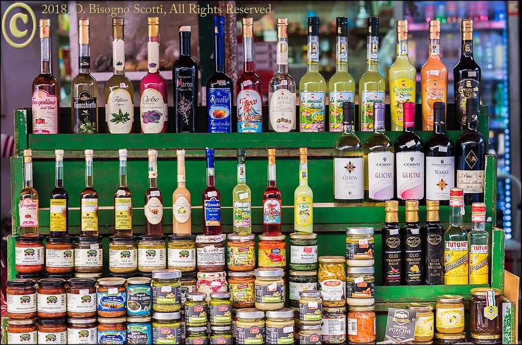 Bottles and Jars - Mercato del Capo
